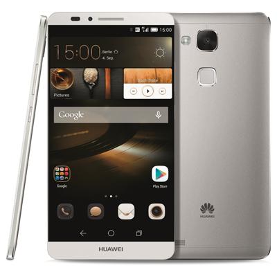 中古 Huawei Ascend Mate7 (MT7-J1) Moonlight Silver【国内版】 SIMフリー スマホ 本体 送料無料【当社3ヶ月間保証】【中古】 【 携帯少年 】