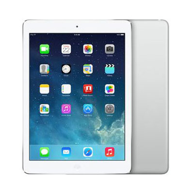 中古 iPad Air Wi-Fi (MD789J/A) 32GB シルバー 9.7インチ タブレット 本体 送料無料【当社3ヶ月間保証】【中古】 【 携帯少年 】