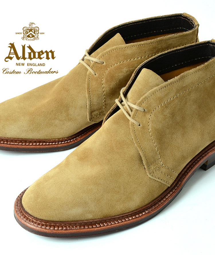 honey | Rakuten Global Market: ALDEN Alden ★ 1494 UNLINED CHUKKA ...