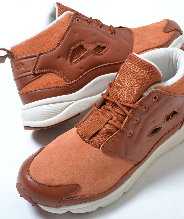 Reebok FURYLITE CHUKKA L Reebok fury light chukka Brown mens sneakers