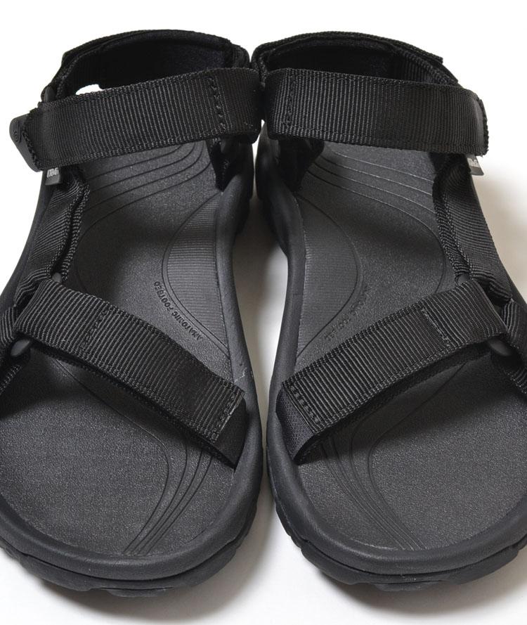 Teva M 飓风 XLT Teva 飓风 XLT 黑色男装凉鞋