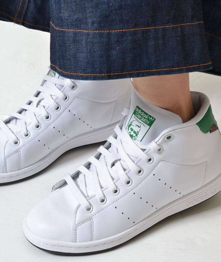newest 21d73 31ec6 adidas STAN SMITH WINTER Adidas originals Stan Smith winter white Lady's  sneakers