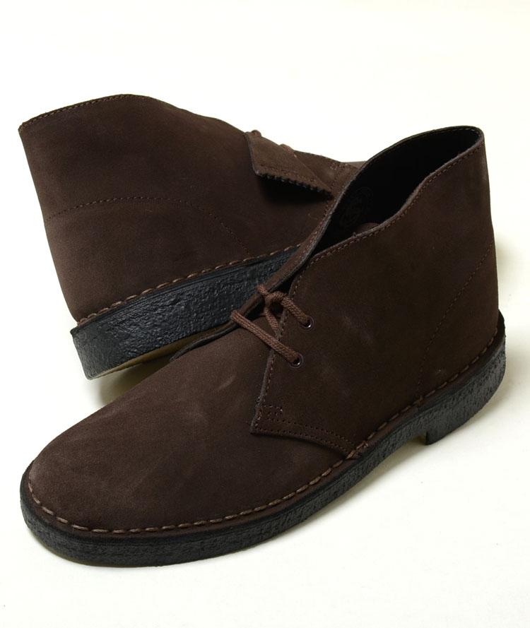 CLARKS ORIGINALS DESERT BOOT ★ クラークス オリジナルス デザートーブーツ ブラウン スエード メンズ ブーツ シュー 38229