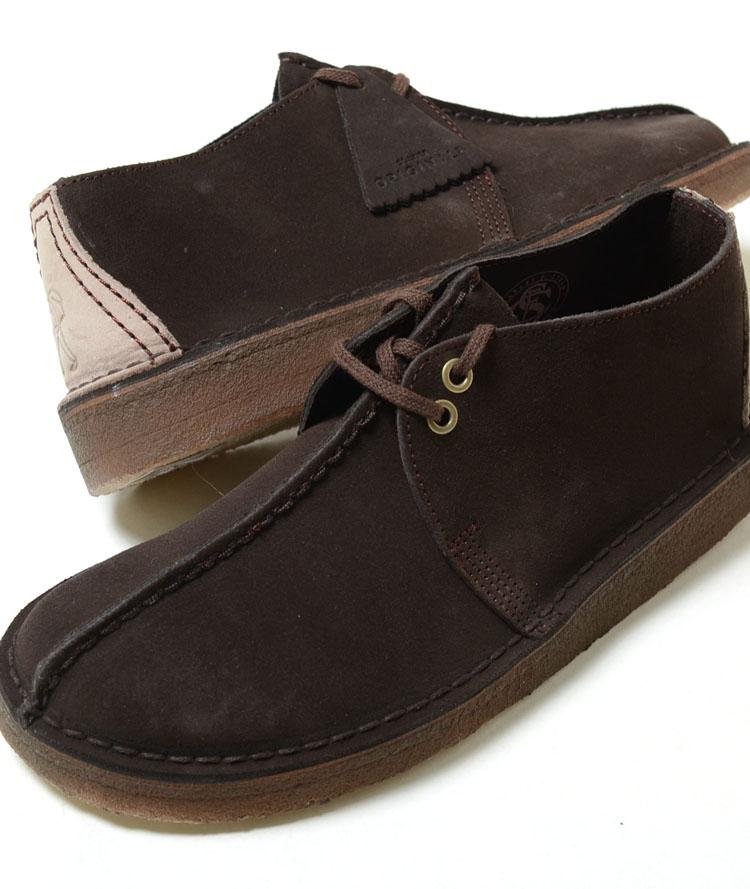 CLARKS ORIGINALS DESERT BOOT ★ クラークス オリジナルス デザートーブーツ ダークブラウン スエード メンズ ブーツ シューズ 38087