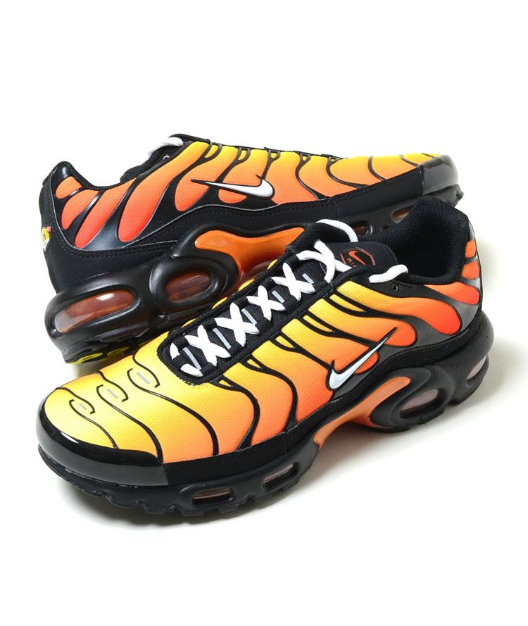 Nike Air Max Plus Tiger Black Orange 852630 040 Release Date