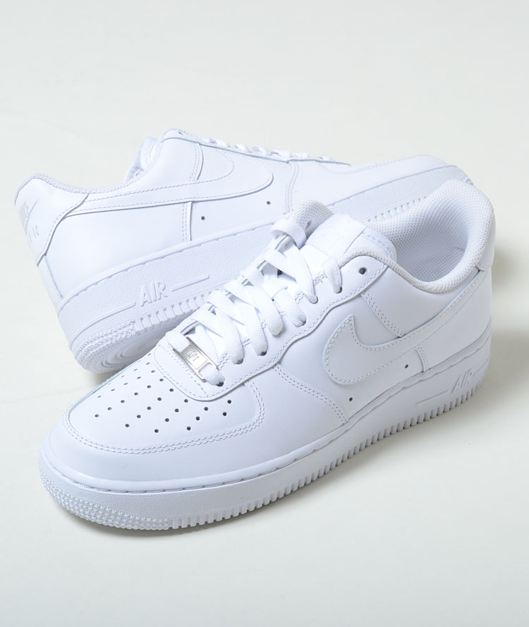 384cdf32 NIKE AIR FORCE 1 07 Nike Air Force One 07 white men sneakers 315,122-111
