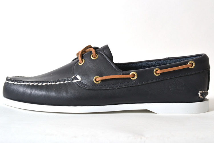 Deck Shoes Navy Blue Timberland Mens Sneakers 484 Brig 2eye Boat Sm vyYbf76g