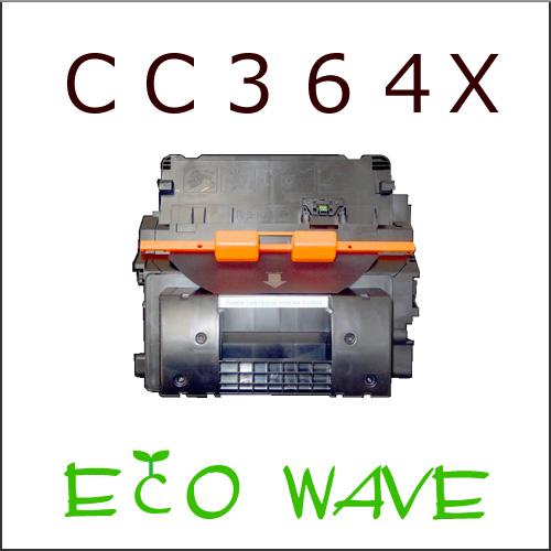 【リターン】【リサイクル品】【送料無料】HP ヒューレットパッカード CC364X (cc364x)リサイクルトナーカートリッジ 【国内・国産】