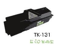 【サイクル品】【送料無料】KYOCERA 京セラ TK-131 (TK131) (tk-131) (tk131)リサイクルトナーカートリッジリ【国内・国産】