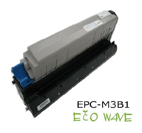 【リサイクル品】OKI 沖電気 EPC-M3B1 (EPCM3B1) (epcm3b1) (EPC-M3)リサイクルトナーカートリッジ【国内・国産】