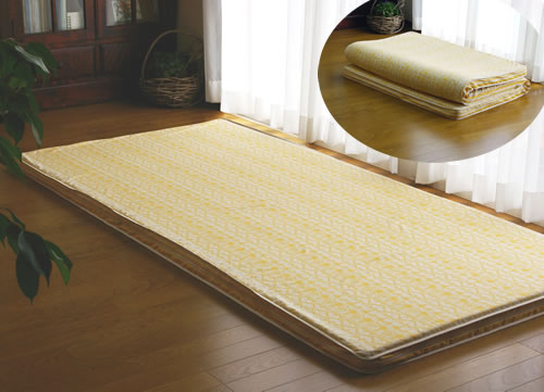 [Natural rubber latex 100%] 7zone高 rebound mattress single size (with a 100% cotton cover) ■ national ■