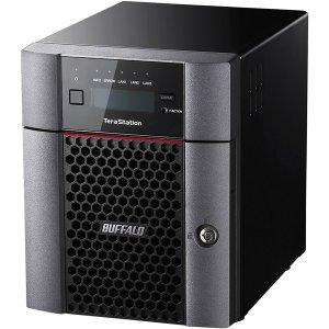 ★TS5410DN0804 バッファロー TeraStation TS5410DNシリーズ 10GbE標準搭載 法人向け 4ドライブNAS 8TB tzs