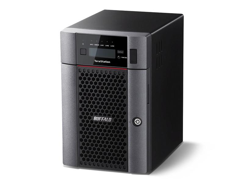 TS5610DN3606 バッファロー TeraStation 新生活 TS5610DNシリーズ 6ドライブNAS 直営ストア 10GbE標準搭載 36TB too