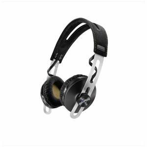 ★MOMENTUM On-Ear Wireless‐BLACK ゼンハイザー ワイヤレスヘッドホン (分類:イヤホン・ヘッドホン)too