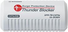【雷対策:送料無料】サンダーブロッカー[1000Base-T、100Base-TX対応の通信機器雷対策用]『SPR-TB-CAT5e』【smtb】【YDKG】[T015]