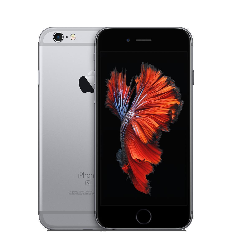 【良品 保証】iPhone6S 64GB Cランク スペースグレー ロック解除済み MKQN2J/A Apple 中古 激安 スマホ 白ロム アップル docomo softbank au 使用可