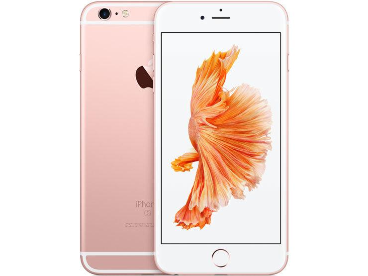 【良品 保証】SIMフリー iPhone6S Plus 64GB [Cランク/ローズゴールド] docomoロック解除済み [MKU82J/A] 激安 白ロム [中古 スマホ] 本体 Apple アップル 送料無料 利用制限○