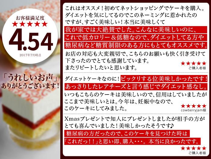 【糖質制限レアチーズケーキ】スリム・レアチーズ・フレーズ(苺)長方形 2~3名様用【冷凍便】【あす楽対応】スイーツ ギフト 卒業 入学 入園 入社 母の日