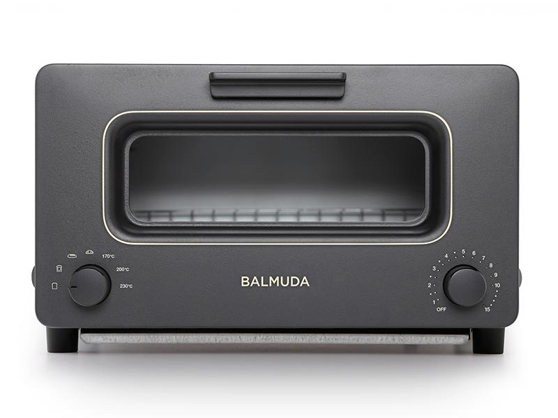 【送料無料(北海道は1,100円、東北は660円、要別途送料。沖縄は配送不可)】BALMUDA The Toaster K01E-KG [ブラック] バルミューダ トースター
