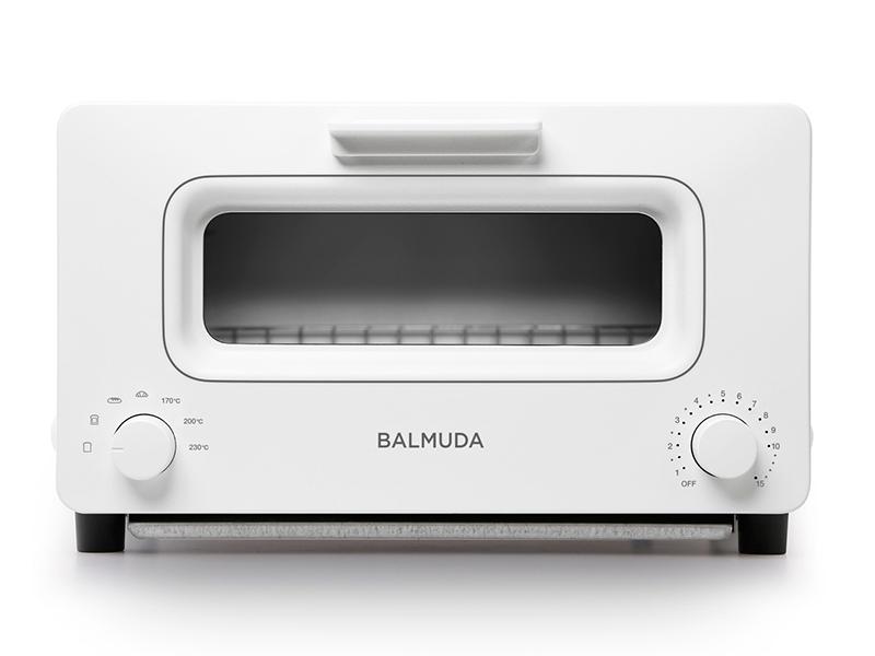 【送料無料(北海道は1,100円、東北は660円、要別途送料。沖縄は配送不可)】BALMUDA The Toaster K01E-WS [ホワイト] バルミューダ トースター