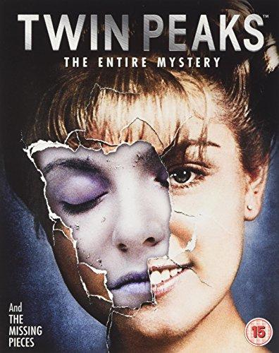 送料無料 国内在庫を迅速にお届けします ツイン 5%OFF 出群 ピークス Twin Peaks Blu-ray Entire The Mystery 輸入盤