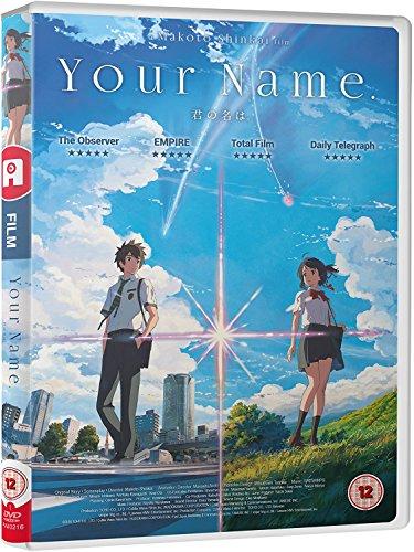 送料無料 新着 国内在庫を迅速にお届けします 君の名は DVD 輸入版 新作 アニメ Your 新海誠 Name