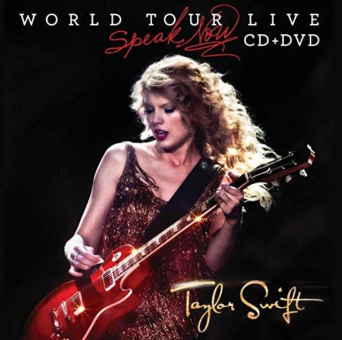 送料無料 国内在庫を迅速にお届けします テイラースウィフト Taylor ランキング総合1位 お見舞い Swift テイラー スウィフト CD Speak World Tour Live 輸入盤 Now