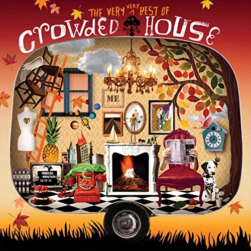 送料無料 安全 国内在庫を迅速にお届けします Crowded House クラウデッド ハウス BEST OF THE お金を節約 VERY CD 輸入盤