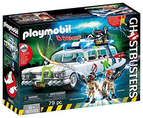 Playmobil プレイモービル ゴーストバスターズ エクト-1 Ecto-1 9220 Import