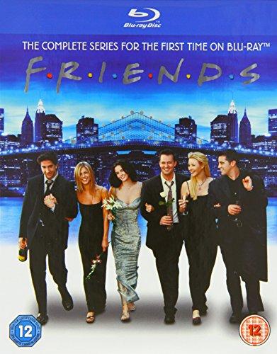 フレンズ シーズン1-10 ブルーレイ コンプリートセット 輸入盤 (Blu-ray)