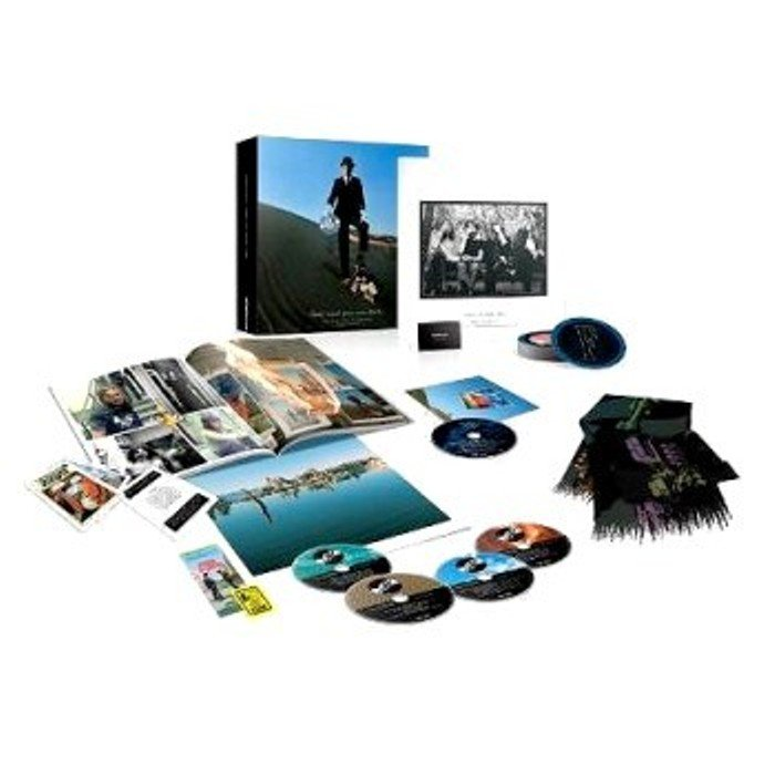 Pink Floyd ピンク フロイド Wish You Were Here Immersion Boxset CD 輸入盤