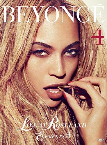 送料無料 大特価 国内在庫を迅速にお届けします ビヨンセ Beyonce 中古 Live At 4 Of DVD 輸入版 Elements Roseland