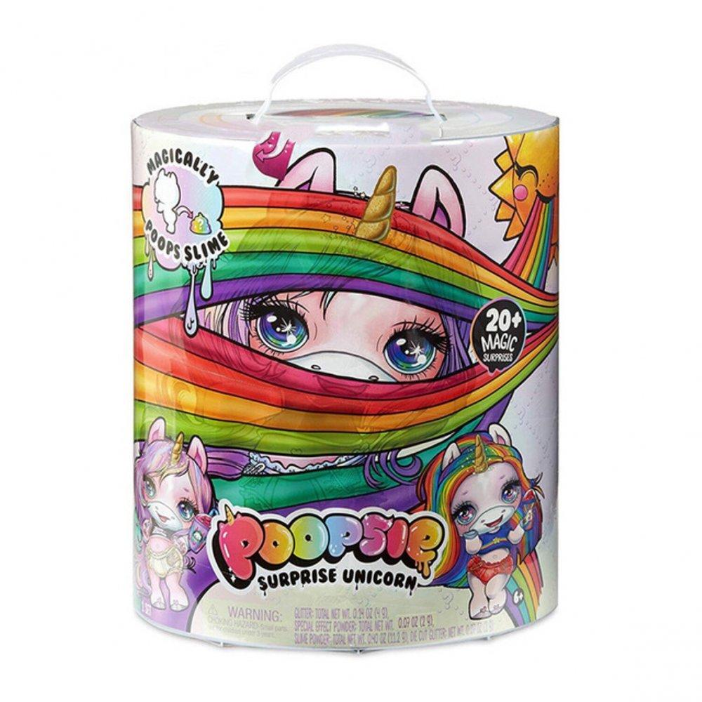 プープシー スライム サプライズ Poopsie Slime Surprise Unicorn-Rainbow Bright Star Or Oopsie Starlight 輸入品