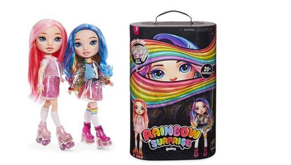 プープシー レインボー サプライズ ドール Poopsie Rainbow Surprise Dolls Rainbow Dream Or Pixie Rose
