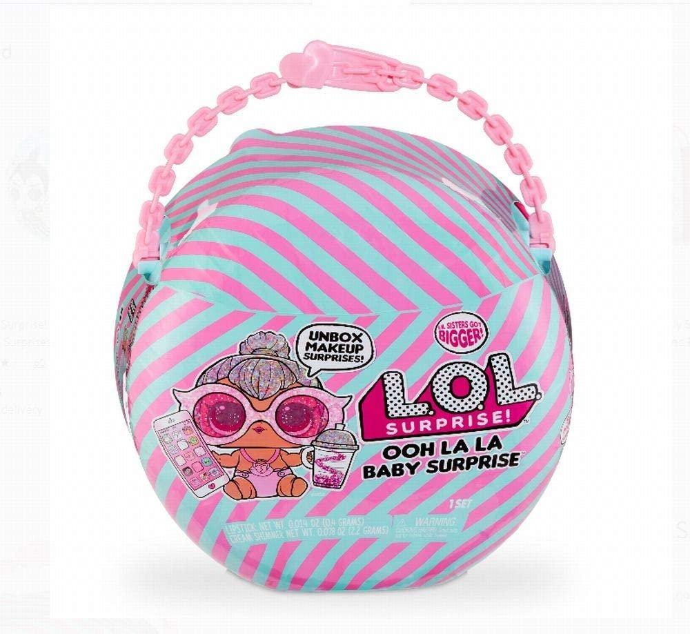 LOL サプライズ ベビー リル キティ クイーン L.O.L. サプライズ ドール 人形 L.O.L. Surprise Ooh La La Baby Surprise Lil Kitty Queen