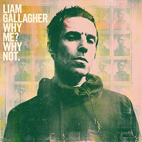 超人気 送料無料 国内在庫を迅速にお届けします スーパーセール Liam Gallagher リアムギャラガー Not. CD 輸入盤 Me? Why