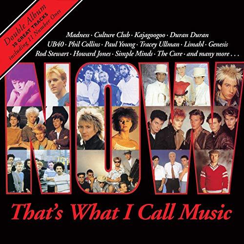 送料無料 国内在庫を迅速にお届けします 定番キャンバス Various Artists Now That's 購買 1CD Music I 輸入盤 Call What
