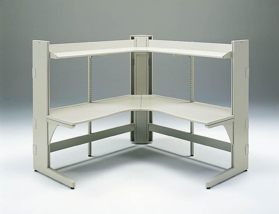 コクヨ INFO Saver/インフォセーバー 大型変形ワークテーブル 幅1800mm×高さ1535mm【ECT-FWL181815F11】