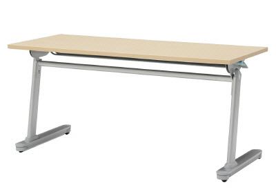会議テーブル MF-J 幕板なし 幅1500×奥行き600×高さ700mm【MF-J520】