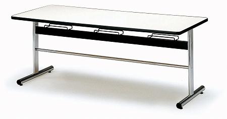 ダイニングテーブル 椅子掛け付き 幅1800×奥行き750×高さ700mm【DA-1875】