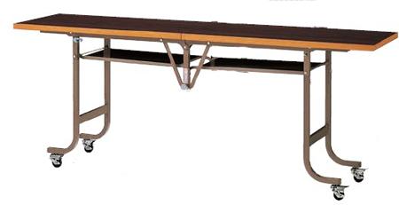 フライトテーブル 幅1800×奥行き600mm【KAT1860T-R】