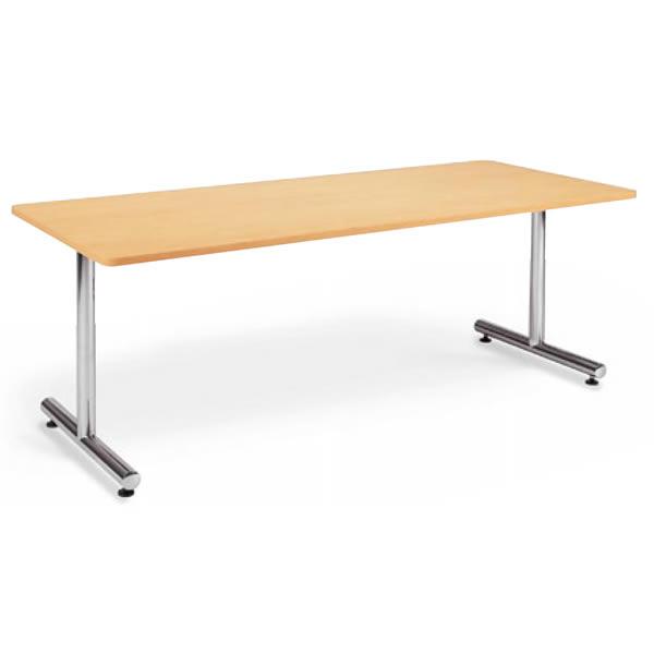 ミーティングテーブル・会議テーブル【幅1800×奥行き900mm】【MT-1890K-M3】