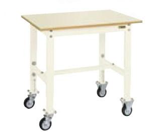 サカエ 重量セルワーク作業台・移動式 均等耐荷重:200kg【TKK6-096PCI】