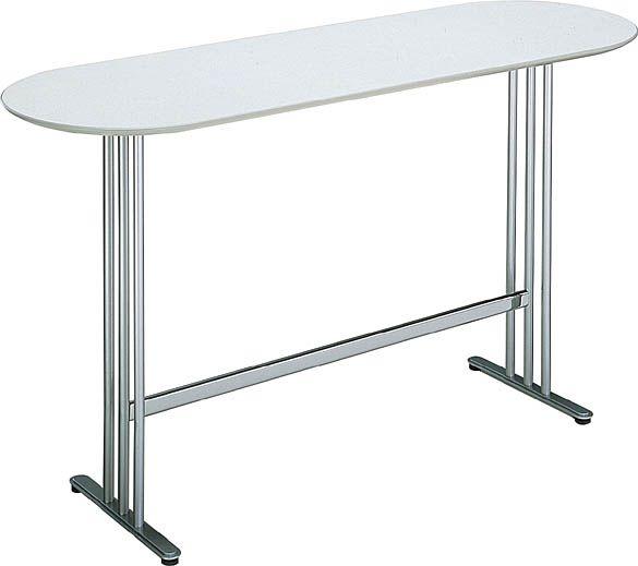 コクヨ アテーザシリーズ リフレッシュテーブル メラミン天板 幅1800×奥行き600【LT-204YN】