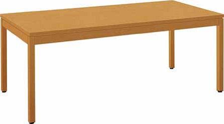 コクヨ 役員室用家具 マネージメント70シリーズ 会議用テーブル 幅1500×奥行き750 【MG-7K1N】