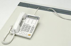 オフィスデスク リンクス・LX-1e フリーダクトカバー 幅1600mm (611970)【LX-W16FD】