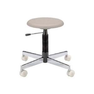 ノーリツイス クリーンチェア ブロー成型座回転椅子【TCC-8LN】