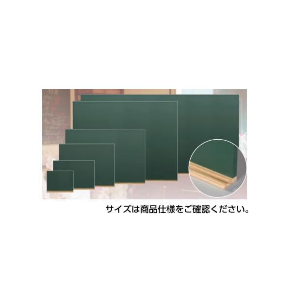壁掛 木製黒板・グリーン 1800×900mm【W36G】