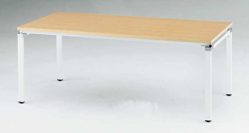 会議テーブル FSD1890シリーズ 幅1800×奥行き900×高さ720mm【FSD-1890W】