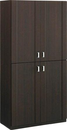 コクヨ 役員室用家具 マネージメントS350シリーズ 両開き書棚(木扉タイプ)【MG-S35BP1UN3】